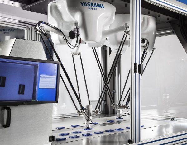 Robotic Packaging Automation
