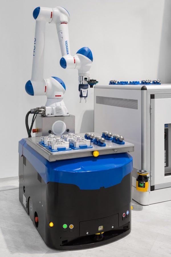 Robotik Cnc Besleme Otomasyonu