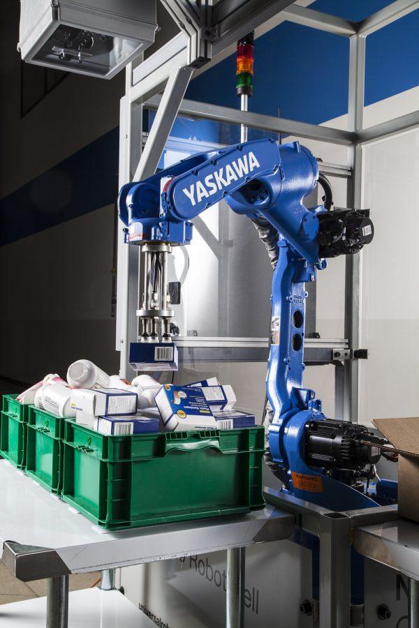 Kameralı Robotik Otomasyon Sistemleri