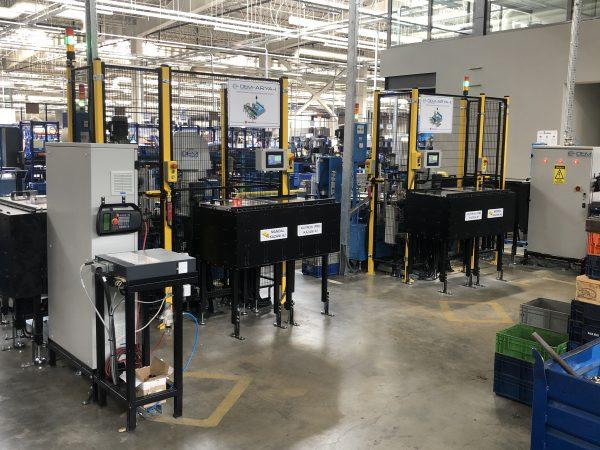 Robotic Machine Loading Automation